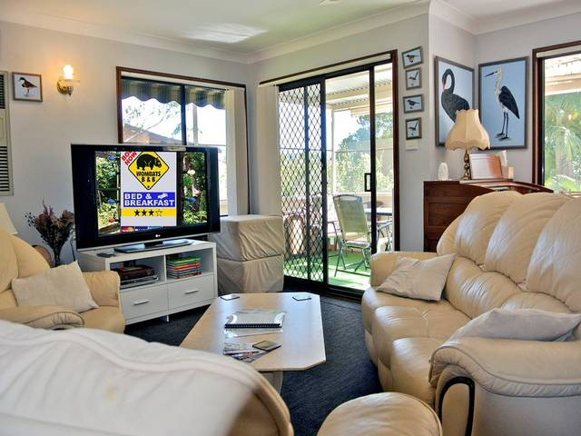 WOMBATS BB - Apartments - AAA 3.5 rated Gosford - Victoria Tourism