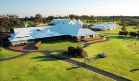 Mercure Sanctuary Golf Resort - Victoria Tourism