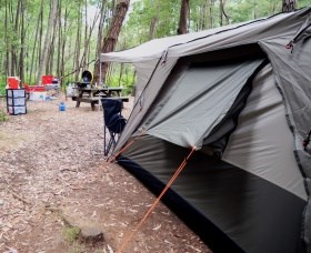 WA Wilderness Catered Camping at Big Brook Arboretum - Victoria Tourism