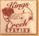 Kings Creek Station - Victoria Tourism