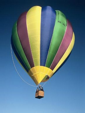 Balloon Safari - Victoria Tourism