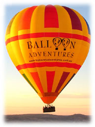 Balloon Adventures Barossa Valley - Victoria Tourism