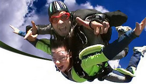 Adelaide Tandem Skydiving - Victoria Tourism