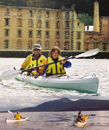 Blackaby's Sea Kayaks and Tours - Victoria Tourism