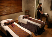 Hidden Valley Eco Spa Lodges  Day Spas - Victoria Tourism