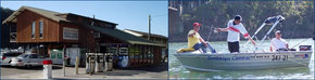 Brooklyn Central Boat Hire  General Store - Victoria Tourism