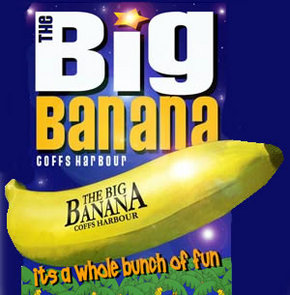 Big Banana - Victoria Tourism