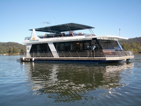Able Hawkesbury River Houseboats - Victoria Tourism