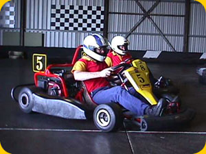 Indoor Kart Hire - Victoria Tourism