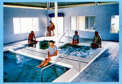 Innot Hot Springs Leisure  Health Park - Victoria Tourism