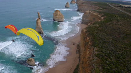 Airsports Adventure Flights - Victoria Tourism