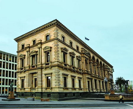 Old Treasury Building - Victoria Tourism