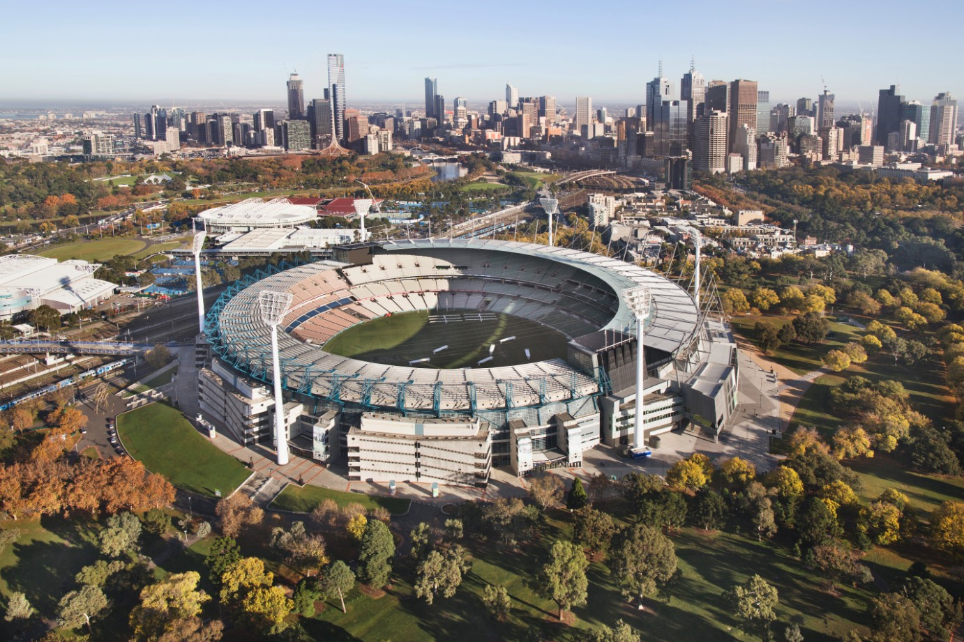 Melbourne Cricket Ground - Victoria Tourism