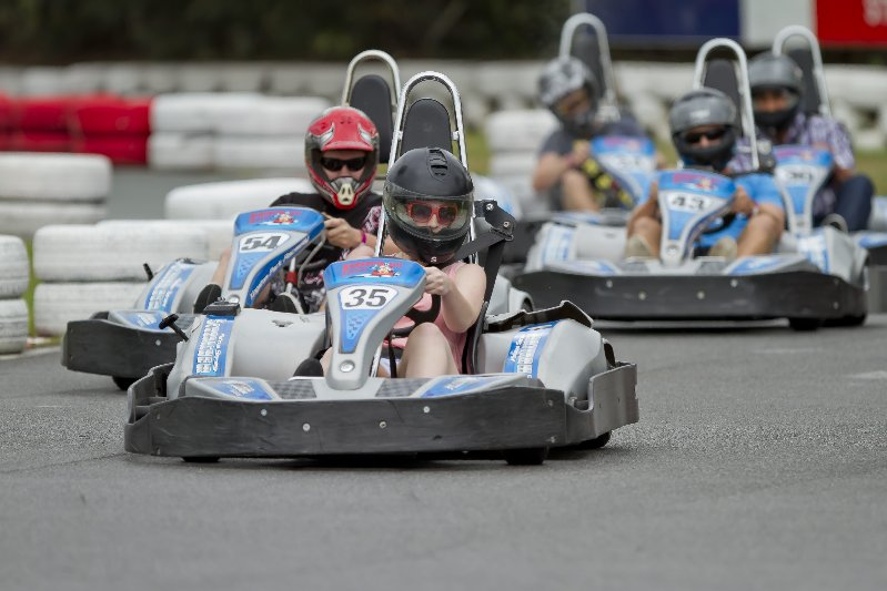 Kingston Park Raceway Go Karting - Victoria Tourism