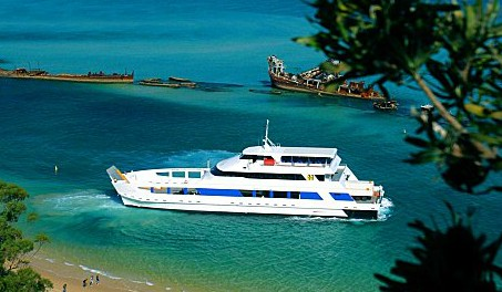 Queensland Day Tours - Victoria Tourism