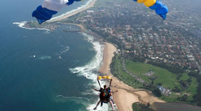 Skydive The Beach - Victoria Tourism
