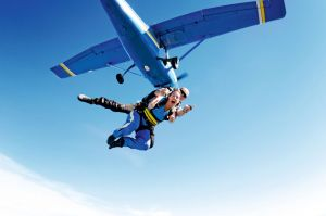 Skydive the Beach and Beyond Yarra Valley - Victoria Tourism