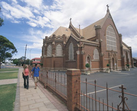 St Mary's Church - Victoria Tourism