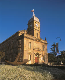 The Albany Town Hall - Victoria Tourism