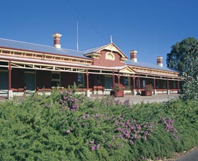 Old Railway Station Museum - Victoria Tourism