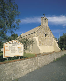 St Mary's Anglican Church - Victoria Tourism