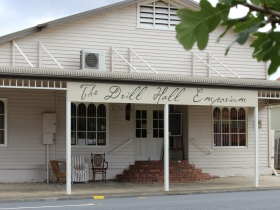 Drill Hall Emporium - The - Victoria Tourism