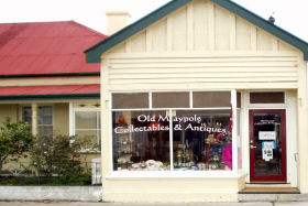 Old Maypole Collectables  Antiques - Victoria Tourism