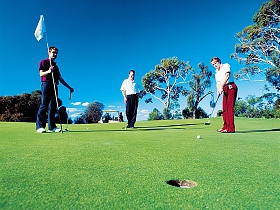 Ouse Country Club - Victoria Tourism