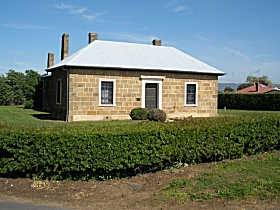 Oatlands Court House - Victoria Tourism