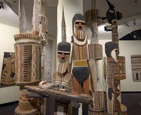 Museum and Art Gallery of the Northern Territory - Victoria Tourism