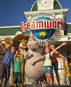 Dreamworld - Victoria Tourism