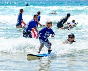 Coolum Surfing School - Victoria Tourism