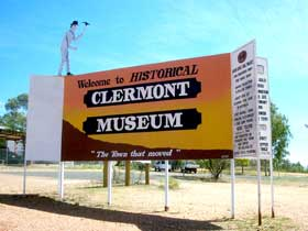 Clermont Historical Centre and Museum - Victoria Tourism