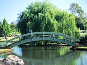 Lake Annand Park - Victoria Tourism