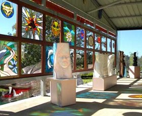 Alpha31 Art Gallery and Sculpture Garden - Victoria Tourism