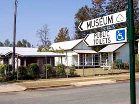 Nebo Museum - Victoria Tourism