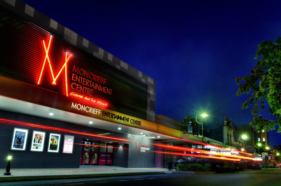 Moncrieff Entertainment Centre - Victoria Tourism