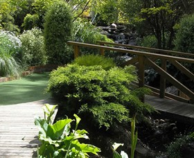 Grampians Adventure Golf MOCO Gallery  Cafe - Victoria Tourism