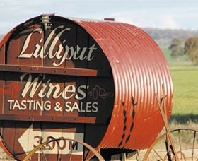 Lilliput Wines - Victoria Tourism