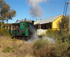Red Cliffs Historical Steam Railway - Victoria Tourism