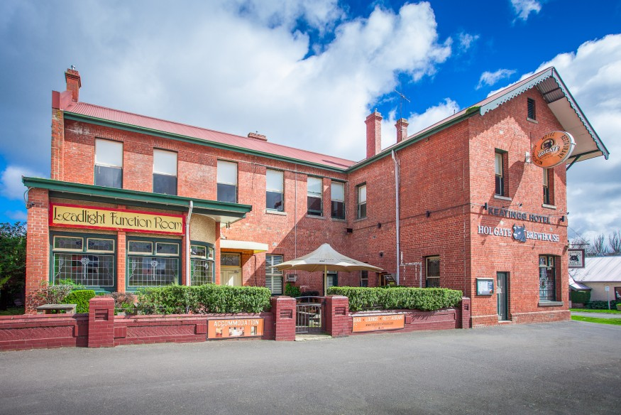 Holgate Brewhouse at Keatings Hotel - Victoria Tourism