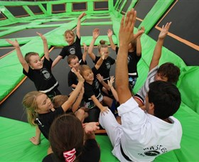Flip Out Trampoline Arena - Victoria Tourism
