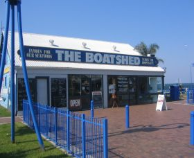Innes Boatshed - Victoria Tourism
