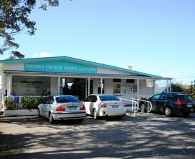 Hyams Beach Store and Cafe - Victoria Tourism