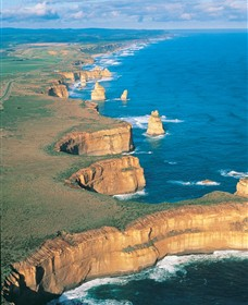 12 Apostles Flight Adventure from Torquay - Victoria Tourism