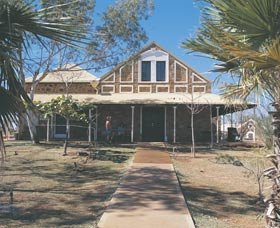 Roebourne Court House - Victoria Tourism