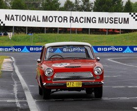 National Motor Racing Museum - Victoria Tourism