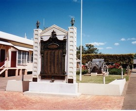 Gayndah War Memorial - Victoria Tourism