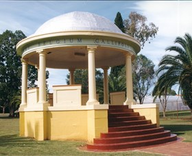 Kingaroy Soldiers Memorial Rotunda - Victoria Tourism