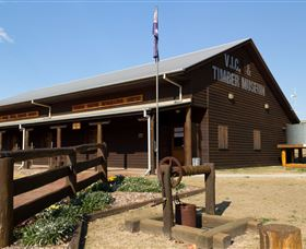 South Burnett Region Timber Industry Museum - Victoria Tourism